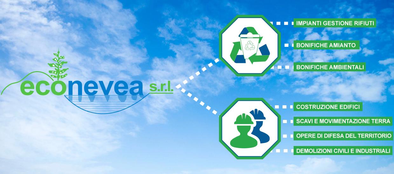 Econevea S.r.l. - Smaltimento rifiuti e bonifiche amianto